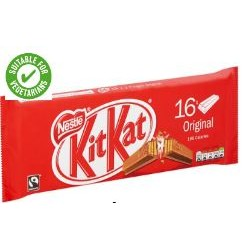 Kit Kat 2 Finger Milk Chocolate Biscuit 16Pk 332.8G