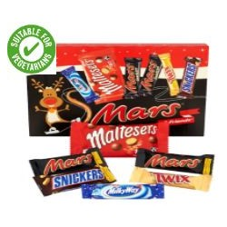 Mars And Friends Medium Selection Box 181G