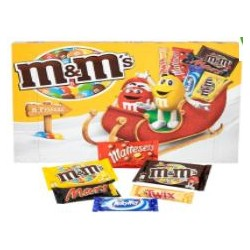 M&Ms And Friends Medium Selection Box 184G