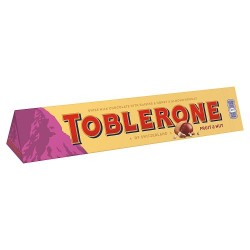 TCH750 TOBLERON FRUIT & NUT BAR 360G