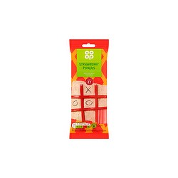 TCH785 CO OP STRAWBERRY PENCILS 65 G