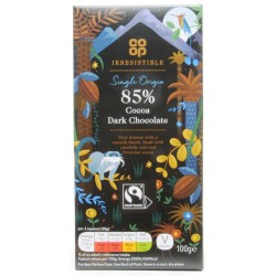 TCH793 CO OP IRRESISTIBLE FAIRTRADE DAR 100 G