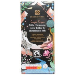 TCH794 CO OP IRRESISTIBLE FAIRTRADE MIL 100 G