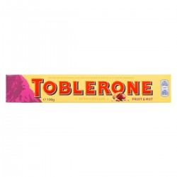 TCH814 Toblerone Fruit & Nut 100g