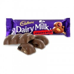 TCH815 CADBURY FRUIT & NUT 49G