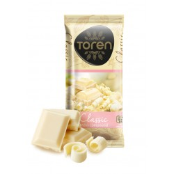 TCH869 Toren White Chocolate 100g