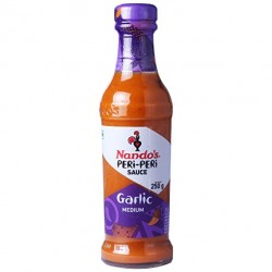 TCH968 Nandos Garlic Medium - 250G