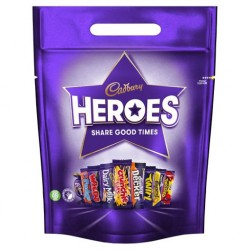 TCH978 Heroes Pouch 369G
