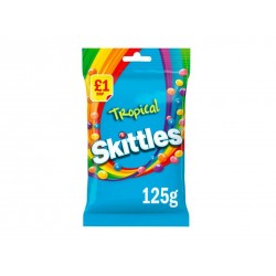 TCH980 Skittles Tropical 125G