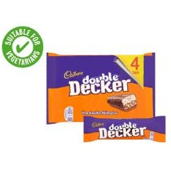 Cadbury DoubleDecker 4 pack 218G