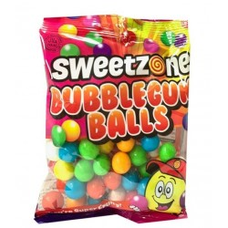 TCH1015 Sweet Zoen Bubble Gum Balls 90G