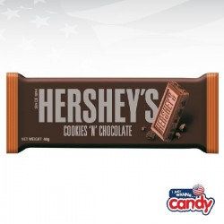 TCH1016 Hersheys Cookies N Chocolate 39G