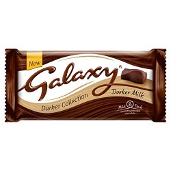 TCH717 GALAXY DARKER MILK 110 G