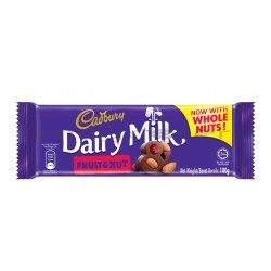TCH1025 Cadbury Dairy Milk Fruit & Nut 100G