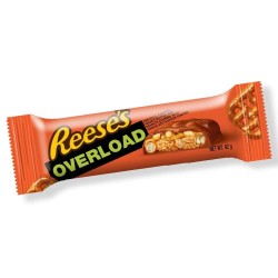 TCH1042 Reeses Overload Peanut Butter 42G