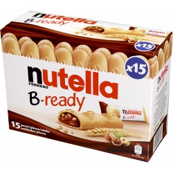 TCH053 Nutella B Ready 15 pack 330G