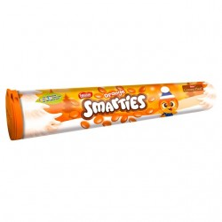 TCH1086 Smarties Orange Tube 130G