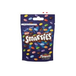 Smarties Pouch Bag 125G