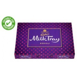 Cadbury Milk Tray Boxed Chocolates 360G