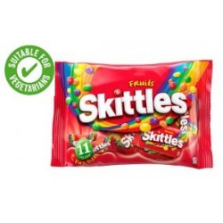 TCH197 Skittles Fruits Funsize 11 Pack 198g