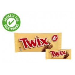 TCH206 Twix 4 Pack (Twin) 160G