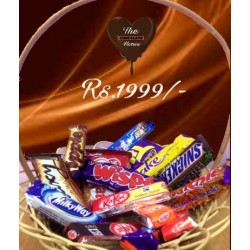 Rs. 2000 Chocolate Hamper