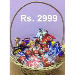 Rs. 3000 Chocolate Hamper