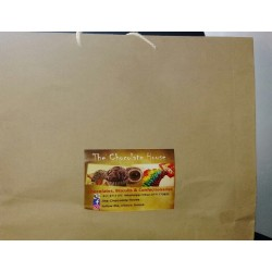 TCHPBL The Chocolate House Paper Bag- Large