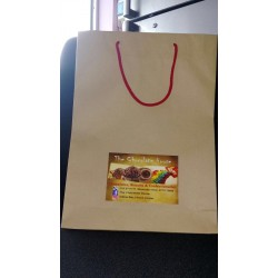 TCHPBM The Chocolate House Paper Bag- Medium