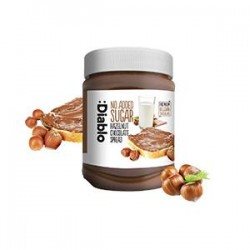 TCH248 No added sugar Hazelnut Chocolate Spread 350g