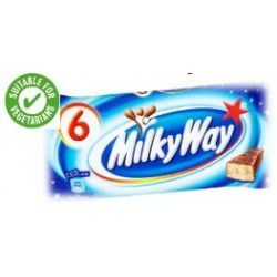 Milkyway 6 Pack 131.4G