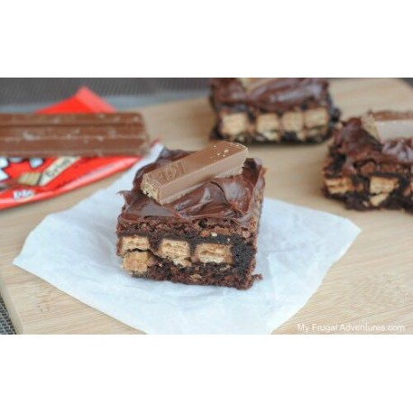 Kit Kat Brownie 20 Slices