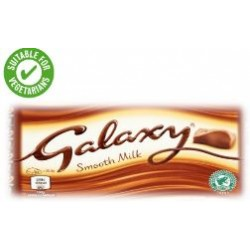 Galaxy Milk Chocolate Bar 114G