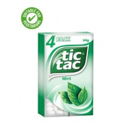 TCH358 Tic Tac Fresh Mint Multi Pack 64G