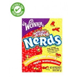 TCH359 Wonka Double Dipped Nerds 46.7G