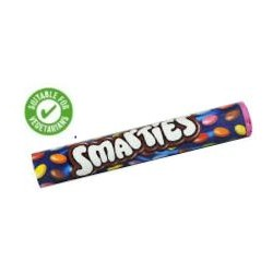 TCH377 NESTLE SMARTIES TUBE PS 150 G