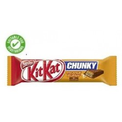 TCH383 NESTLE Kit KAT Peanut BUTTER 2F£1 42 G