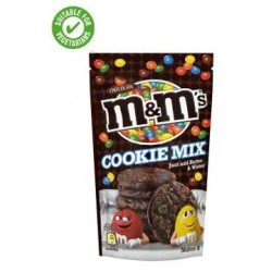 M & MS CHOC COOKIE MIX 180 g
