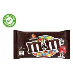 M & MS CHOCOLATE BAG 45g