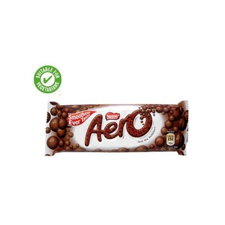 NESTLE AERO MILK CHOCOLATE Bar 100g