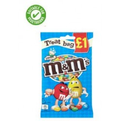 M & MS CRISPY TREAT 77g