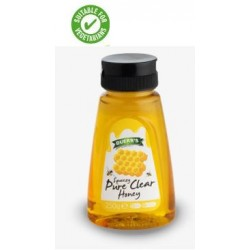DUERRS SQUEEZY CLEAR HONEY 250g