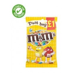 M & MS PEANUT TREAT 82g
