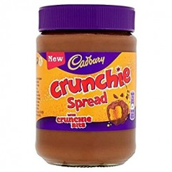 TCH499 Cadbury Crunchie Spread 400g