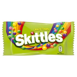 TCH540 SKITTLES SOURS STD BAG 55G