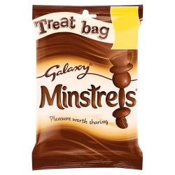 TCH685 Galaxy Minstrels Treat bag 40g