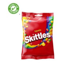TCH589 Skittles fruits pouch 125g