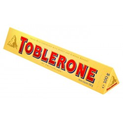 TCH640 TOBLERONE MILK BAR 100G
