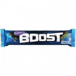 TCH655 CADBURY BOOST BAR 48.5G
