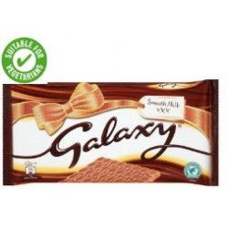Galaxy Milk Chocolate Bar 390G